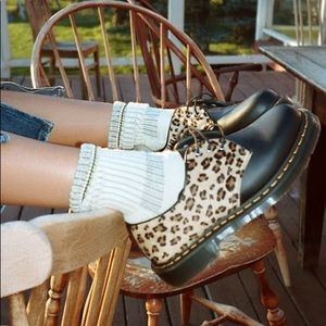 Dr. Marten 1461 Leopard oxfords
